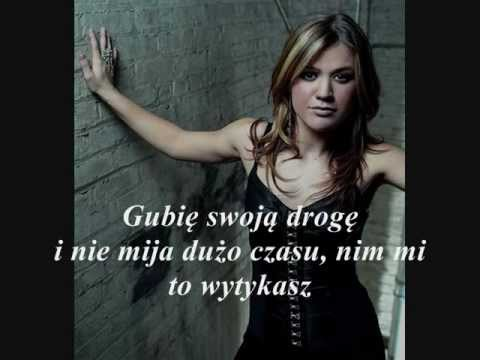 Kelly Clarkson - Because of you.PL
