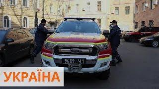 По украинским городам будут ездить автомобили с громкоговорителями