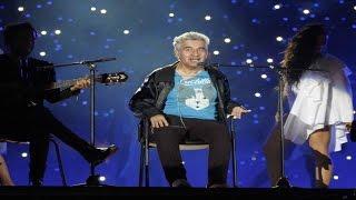 Jorge González canta Fe en la Teletón 2016