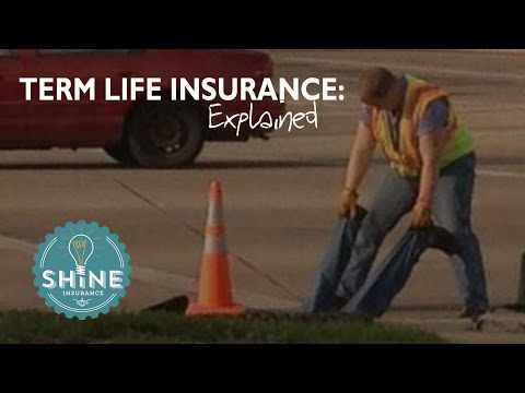 Term Life Insurance Explained