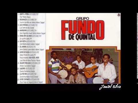 Fundo de quintal Completo - samba é no fundo do quintal vol 2 {1981} - Jamiel Silva