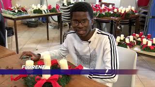 Yvelines | Le marché de Noël se prépare à l'arche d'Aigrefoin