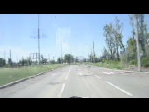 Heavy fighting around Donetsk airport