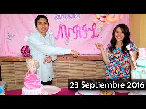 VLOG 21 | BABY SHOWER ❤ - 23 Sept 2016