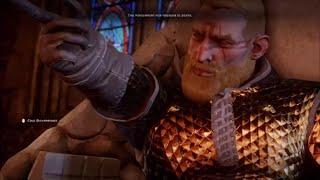 Dragon Age Inquisition - Jerk Inquisitor