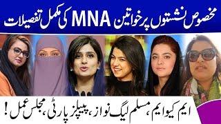 Download Video Female MNA on Reserve Seats |Hina Rabbani|Naz Baloch|Maiza Hameed|Maryam Aurangzaib|PML(N)|PPP MP3 3GP MP4
