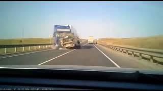5 человек погибло в аварии Тойоты с номерами 72RUS на трассе М5