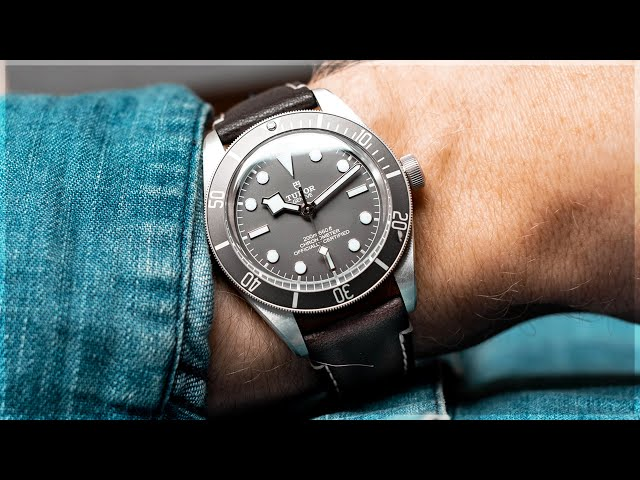 Why Is It Silver? | Hands On With The Tudor Black Bay 58 925