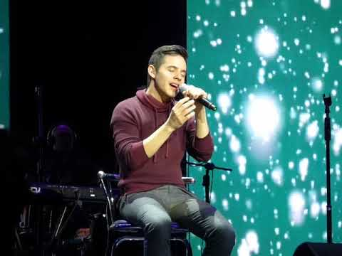 WINTER IN THE AIR-  David Archuleta  Mabuhay Deseret Benefit Concert  -November 2018 Mp3
