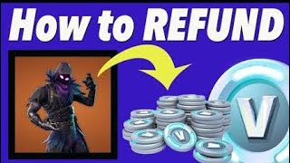 "How to ""REFUND"" Skins in Fortnite Battle Royale! W/GravelHater"