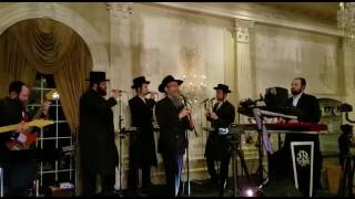 Avrum fried and Shira choir rocking by a wedding part 2