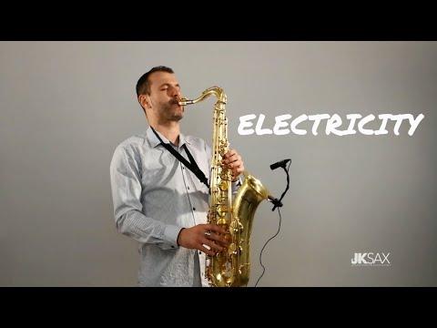 Silk City, Dua Lipa - Electricity ft. Diplo, Mark Ronson - JK Sax Cover