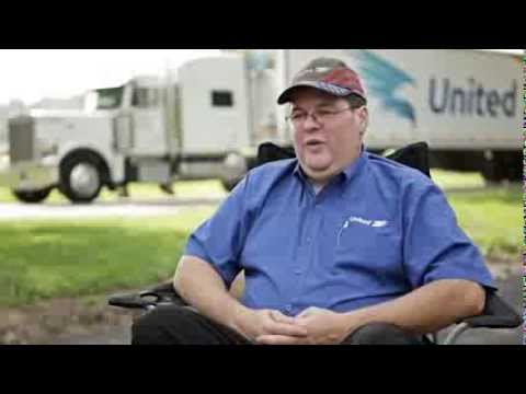 Kennith Bone 2014 United Van Lines Logistics Van Operator of the Year