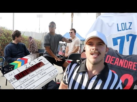 BEHIND THE SCENES - If NFL Refs Played Fantasy Football