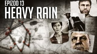 #13 Zagrajmy w Heavy Rain - Heavy Rain Let's Play - Striptiz Madison Paige