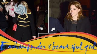 Princess Beatrice and Lady Kitty Spencer hit Loulou's - Hot Girl