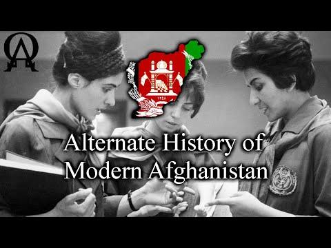 Alternate History Of Modern Afghanistan (Alt History)