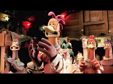 Новогодняя видео открытка. Поздравление с Новым Годом  петуха 2017 - Видео приколы ржачные до слез