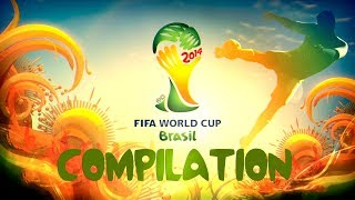 Video FIFA WORLD CUP BRAZIL 2014 | COMPILATION download MP3, 3GP, MP4, WEBM, AVI, FLV Juli 2017