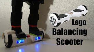 Lego Balancing Scooter (Io Hawk, Balance Wheel, Phunkeeduck..)