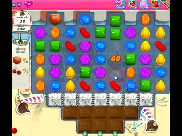 Candy Crush 117 Travel Video