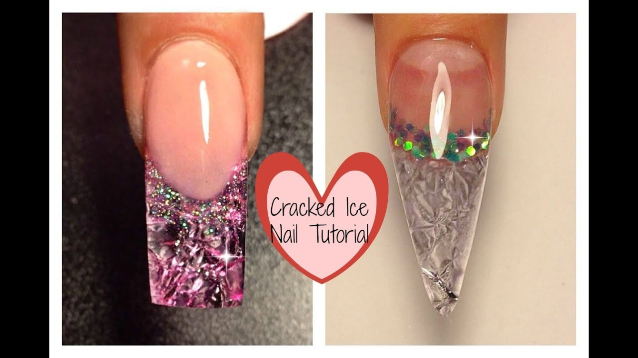 Buy 25 ice polish nail design pictures trends