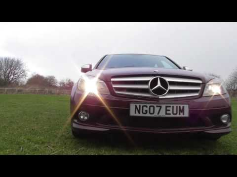 4 Things I Love Mercedes C Class W204