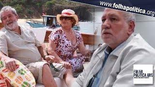Ex-assessor de Lula revela vida de mordomia e luxos do ex-presidente com a família