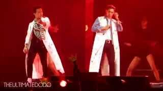 [FANCAM] 151004 GD & T.O.P Zutter @ Big Bang MADE Anaheim