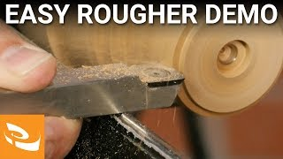 Woodturning With Easy Wood Tools Easy Rougher