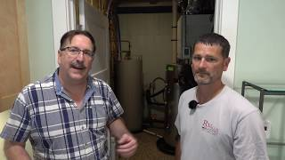 Post Construction tour of the Purcell Zero Energy GreenStar Platinum Home - Pt2