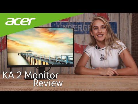 Acer KA2 monitor