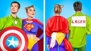 Супергерои неудачники / Неловкие ситуации с супергероями!