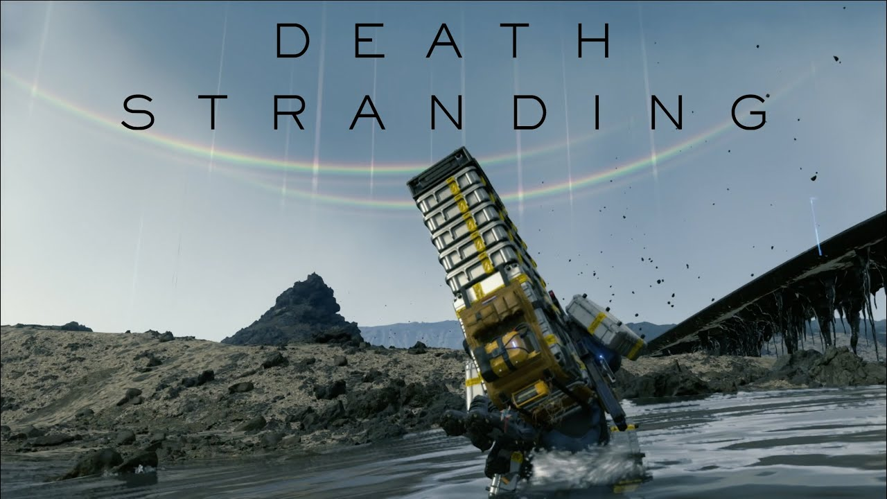 The World of Death Stranding - YouTube