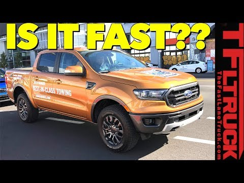 We Accidentally Drove the New 2019 Ford Ranger: Does it Compete With Toyota and Chevy?