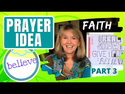 FAITH PRAYER IDEA (Part 3) Feather game/faith series MAGIC BOX