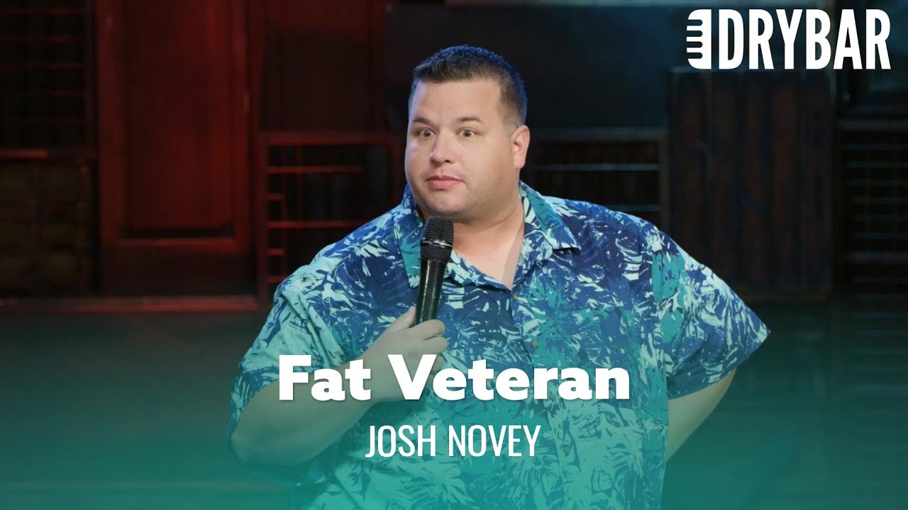 It's Tough Being A Fat Veteran. Josh Novey