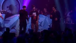 Main Concept feat.  MC Rene, Spax, Immo - Vier Asse im Ärmel Live (25 Jahre Main Concept)