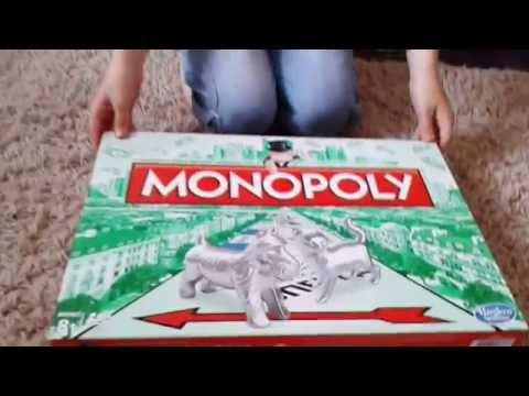 Настольная игра Монополия 2015 Юбилейный выпуск Monopoly
