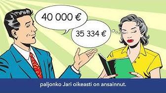 Mitä palkansaaja-Jarin verotiedot kertovat?