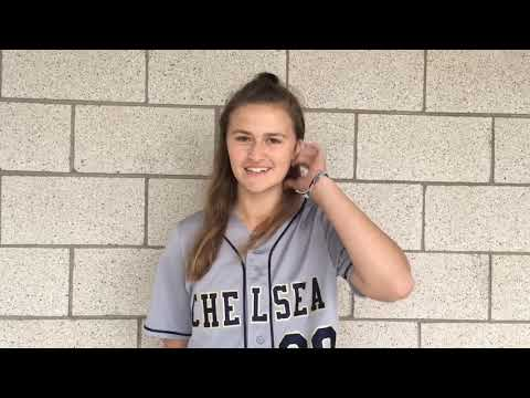 Chelsea's Maddie Vasquez named Ann Arbor-area softball Player of the Year
