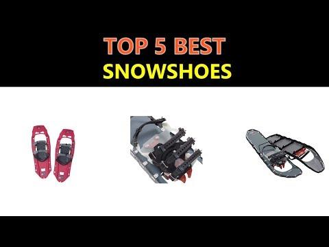 Best Snowshoes 2020