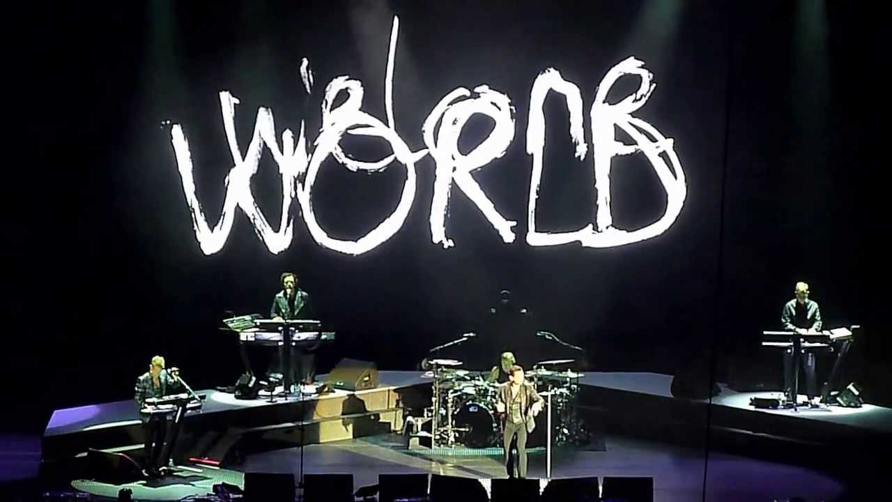Depeche Mode Welcome To My World Live In Nice May 04 2013 Youtube