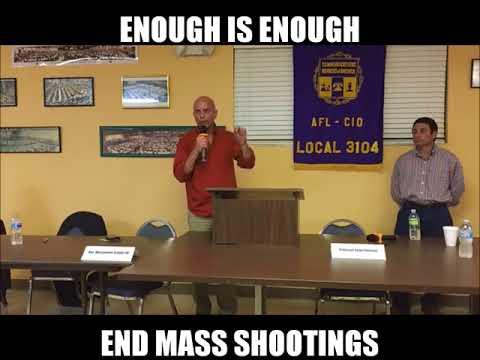 Tim Canova on Gun Control during FL23 Debate