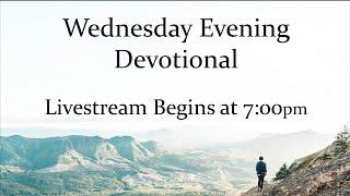 October 21st Live Stream from Spokane Baptist Church