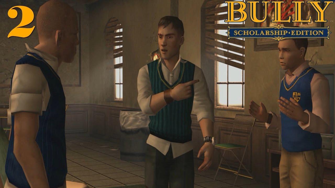 Bully Scholarship Edition - Episode #1 - N0G4 - YouTube