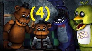 Five Nights at Freddy s GARRY S MOD 4 Прохождение страшных карт в Garry s mod