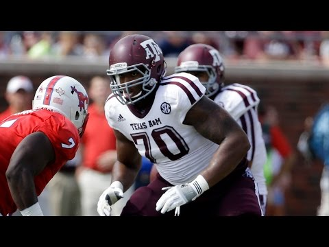 Cedric Ogbuehi highlights: 2015 NFL Draft profile
