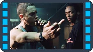 Рэп-баттл Rabbit vs Papa Doc — «8 миля» (2002) сцена 10/10 QFHD MP3