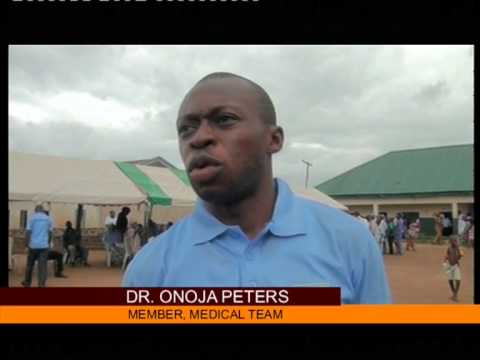 SHELTER OF GLORY MEDICAL OUTREACH TO WADATA,MAKURDI